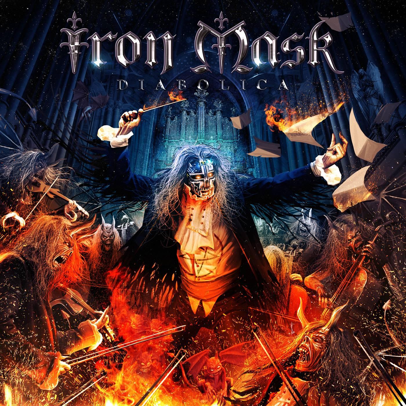 Iron Mask: Diabolica (2016) Book Cover