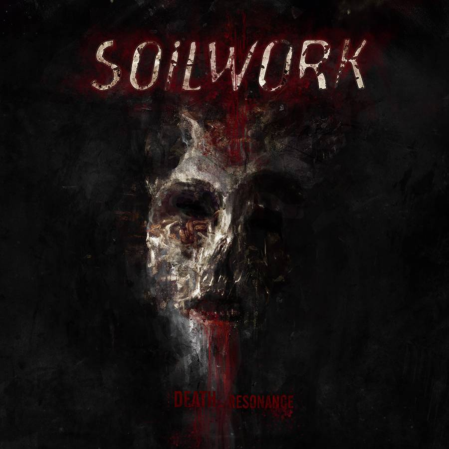 Soilwork: Death Resonance (2016) Book Cover