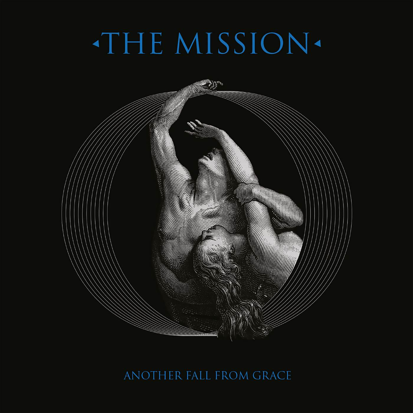 The Mission: Another Fall From Grace (2016) Book Cover