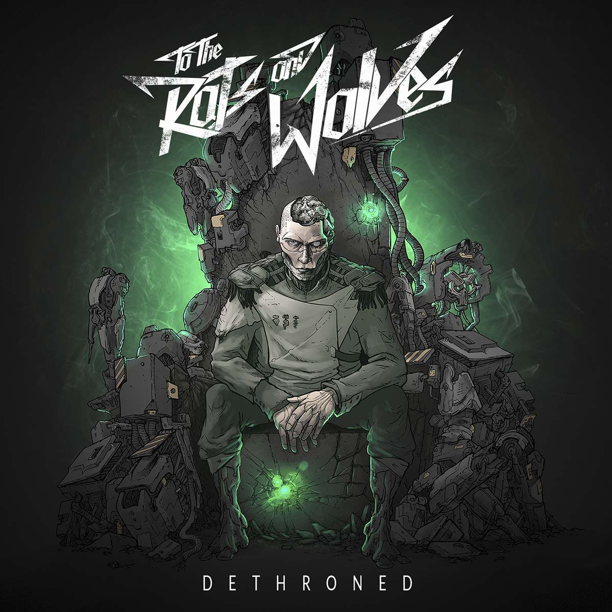 To The Rats And Wolves: Dethroned (2016) Book Cover