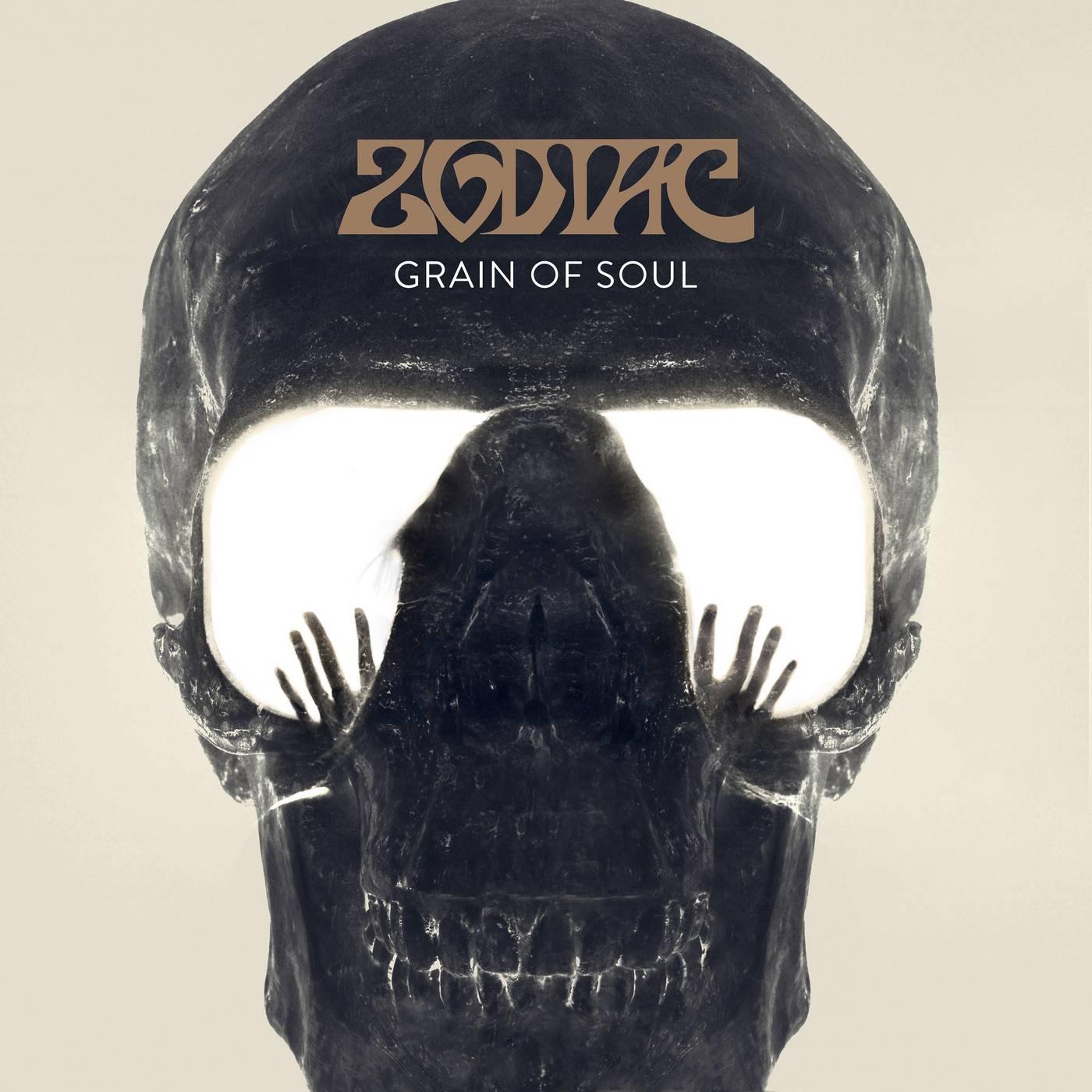 Zodiac: Grain Of Soul (2016) Book Cover