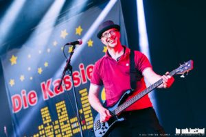 Die Kassierer (Foto: Torsten Volkmer bs!)
