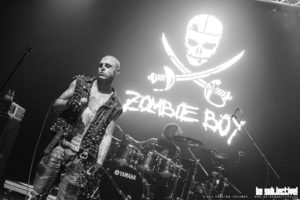 Zombie Boy (Foto: Torsten Volkmer bs!)
