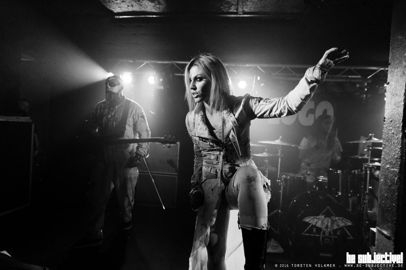 Lacuna Coil (Foto: Torsten Volkmer bs!)