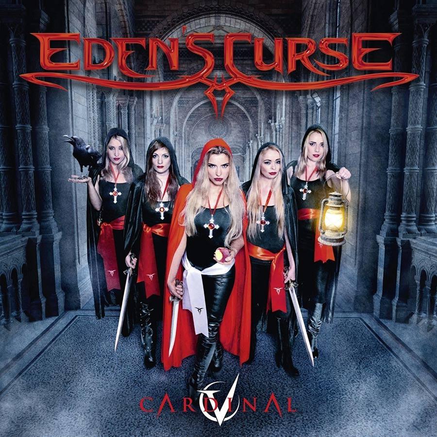 Eden's Curse: Cardinal (2016) Book Cover