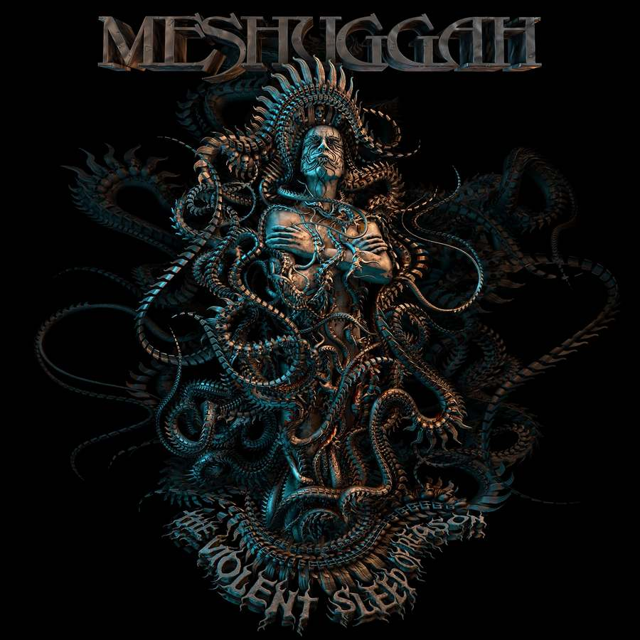 Meshuggah: The Violent Sleep Of Reason (2016) Book Cover