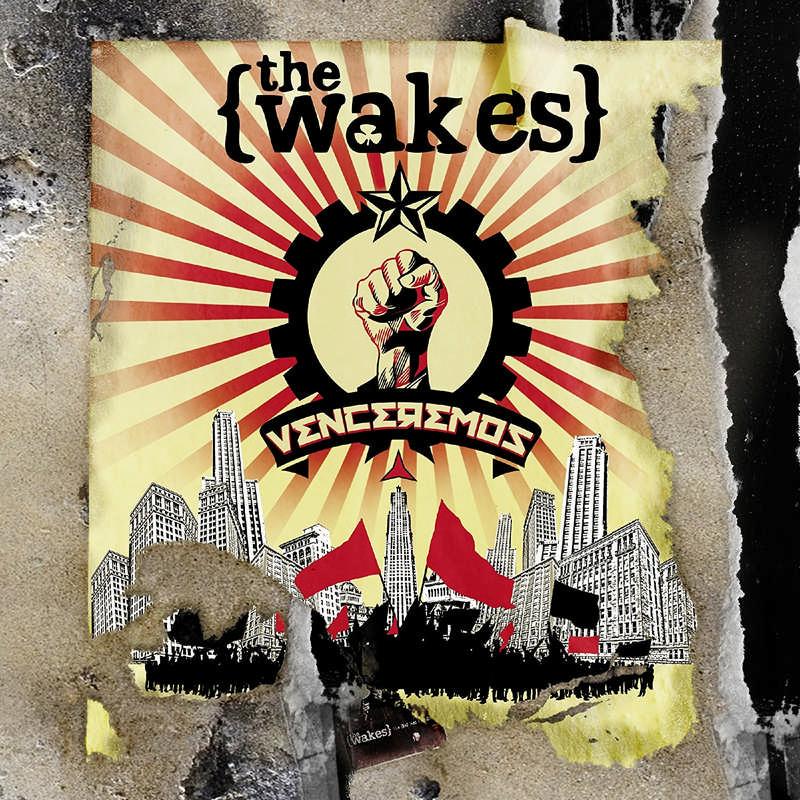 The Wakes: Venceremos (2016) Book Cover