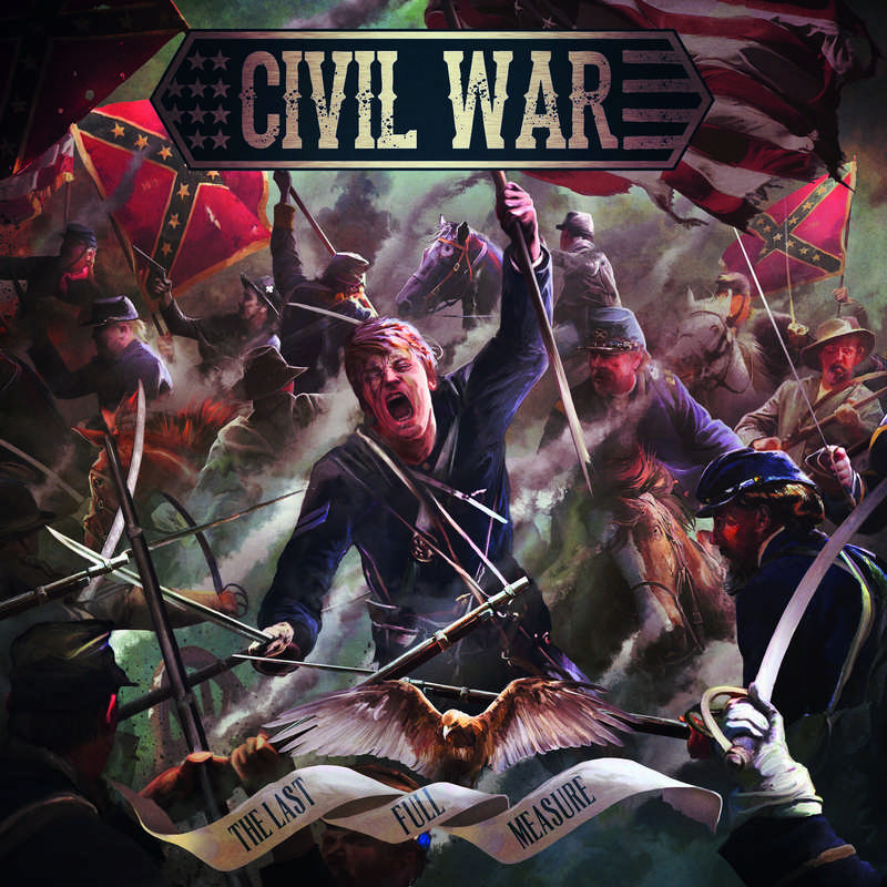 Civil War: The Last Full Measure (2016) Book Cover