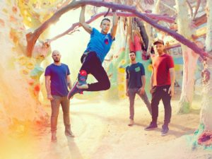 Coldplay (Foto: James Marcus Haney)