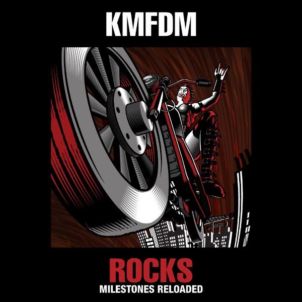KMFDM: Rocks (2016) Book Cover