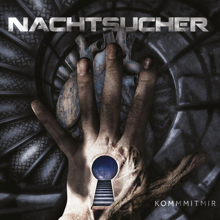 Nachtsucher: Komm mit mir (2016) Book Cover