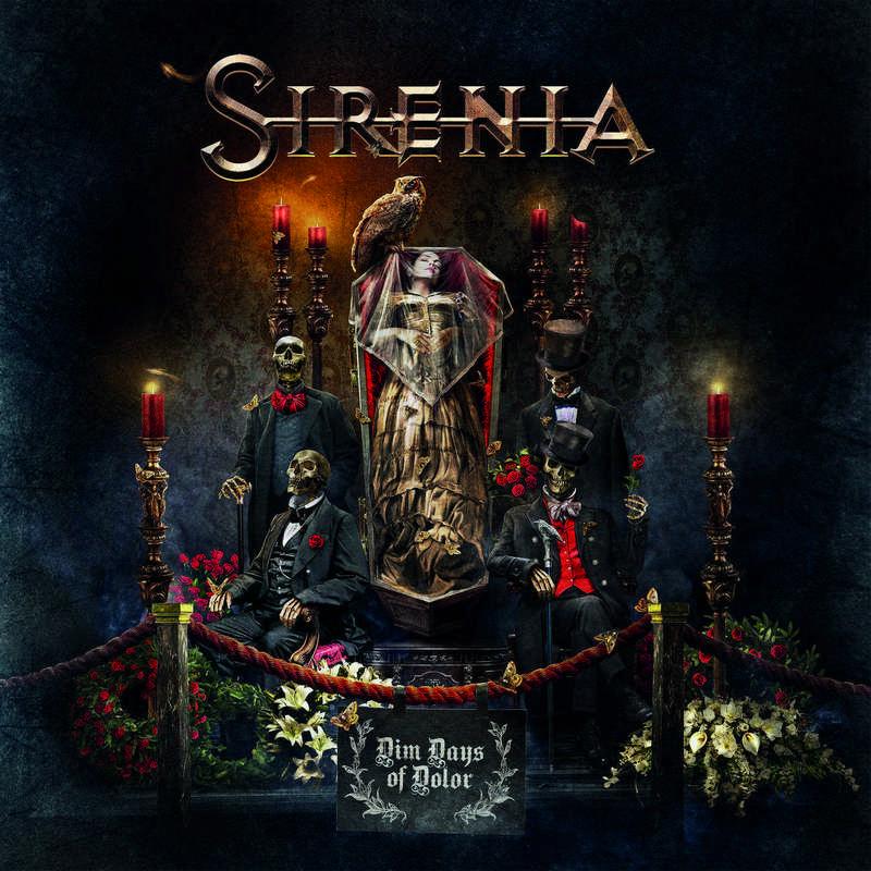 Sirenia: Dim Days of Dolor (2016) Book Cover