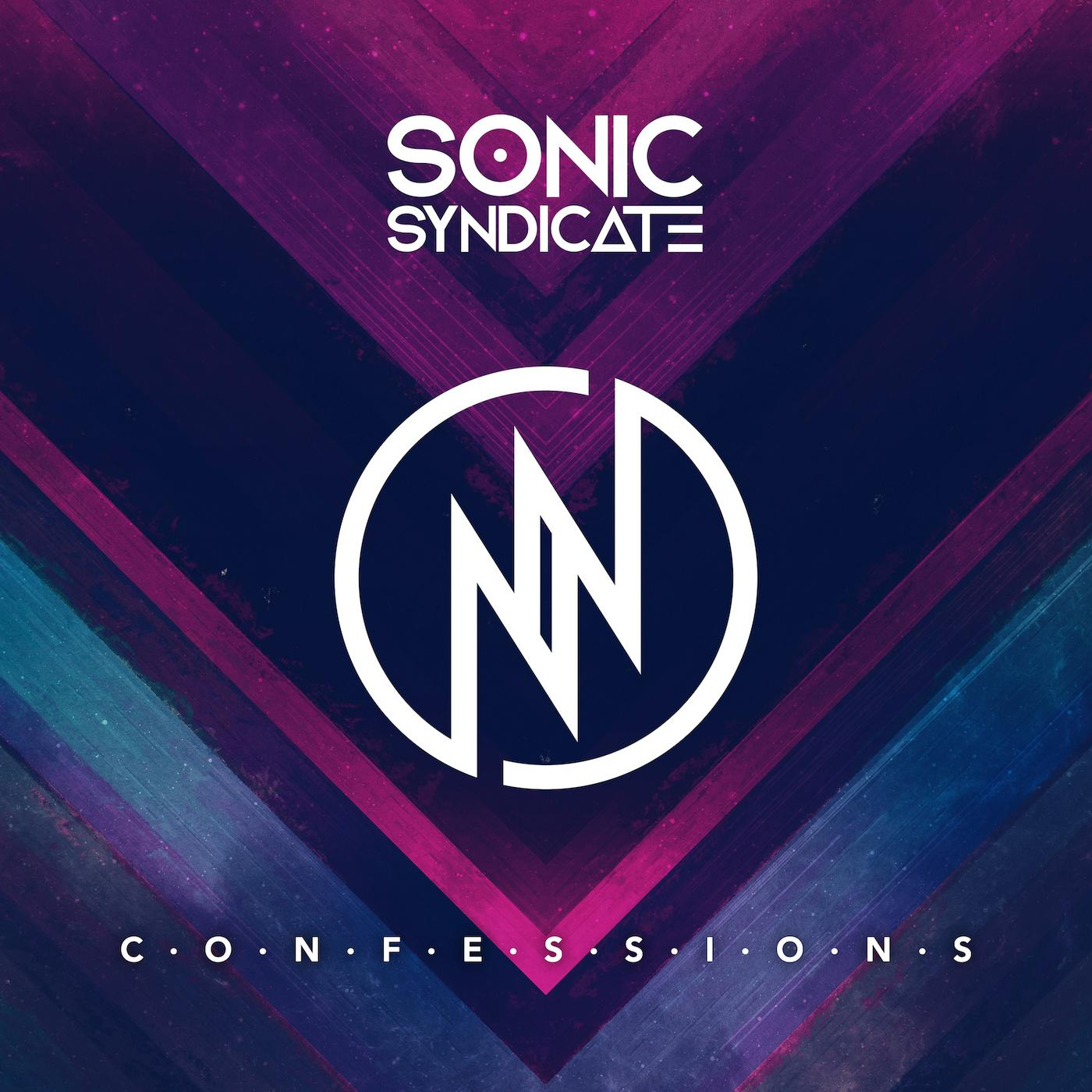 Sonic Syndicate: Confessions (2016) Book Cover