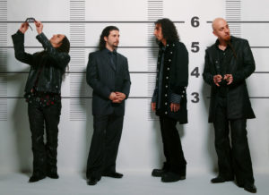 System Of A Down (Foto: Pressefreigabe, hfr.)