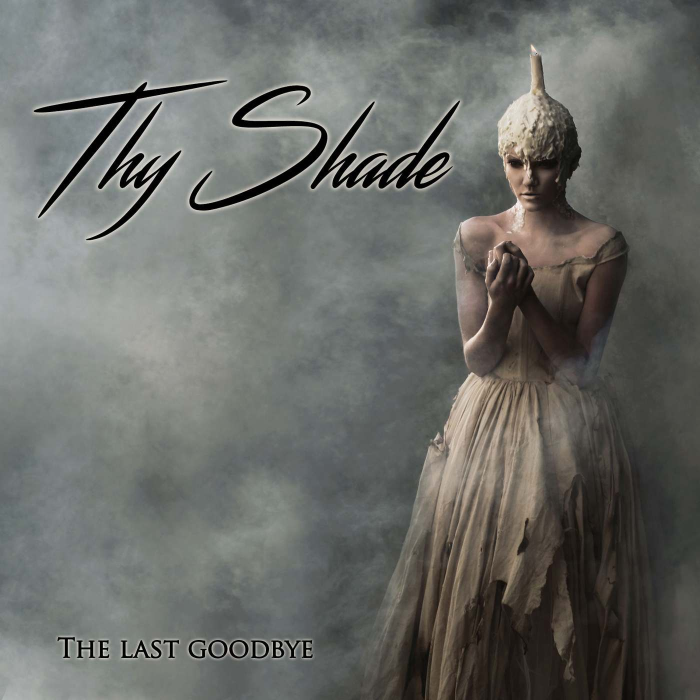 Thy Shade: The Last Goodbye (2016) Book Cover