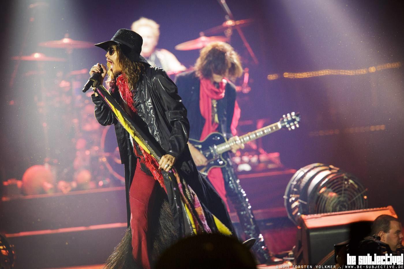 Aerosmith (Foto: Torsten Volkmer bs!)