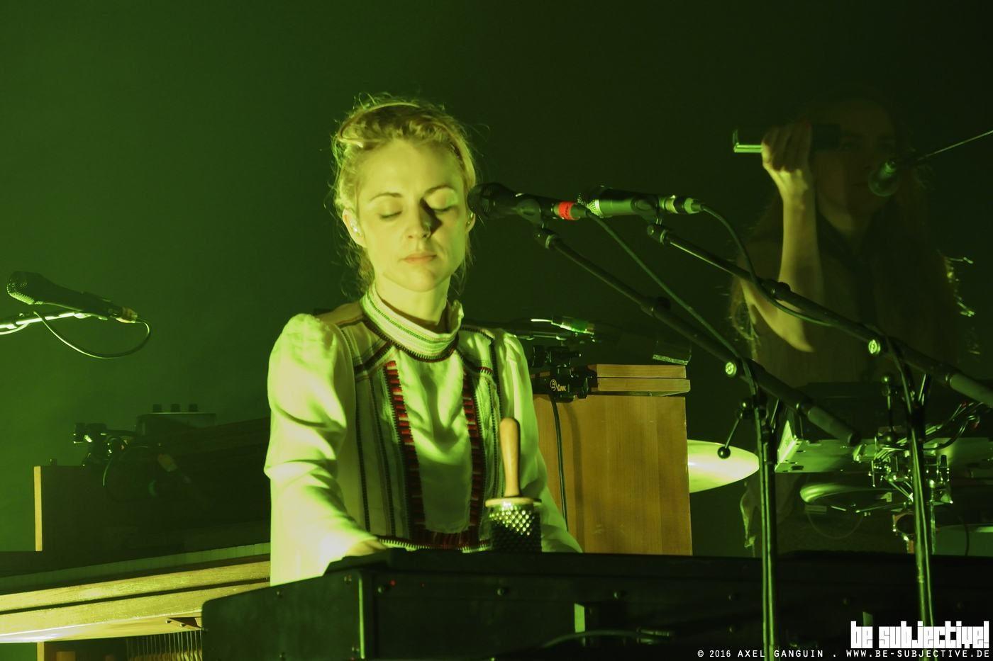 Agnes Obel (Foto: Axel Ganguin bs!)