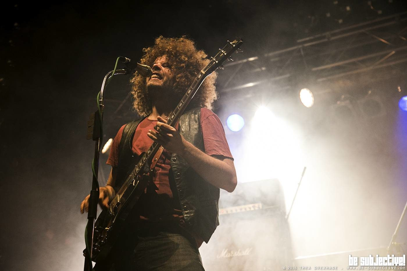 Wolfmother (Foto: Thea Drexhage bs!)