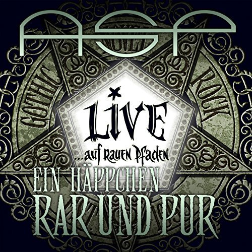 ASP: Live - Auf rauen Pfaden (2016) Book Cover