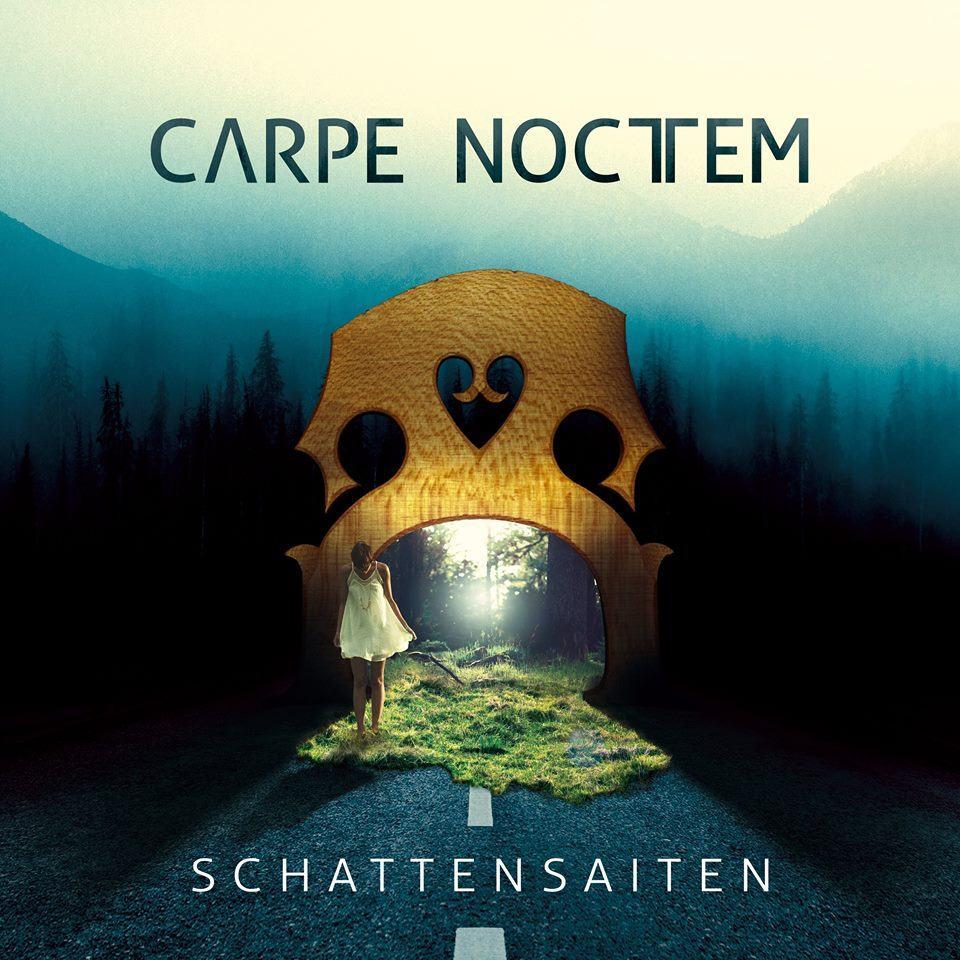 Carpe Noctem: Schattensaiten (2016) Book Cover