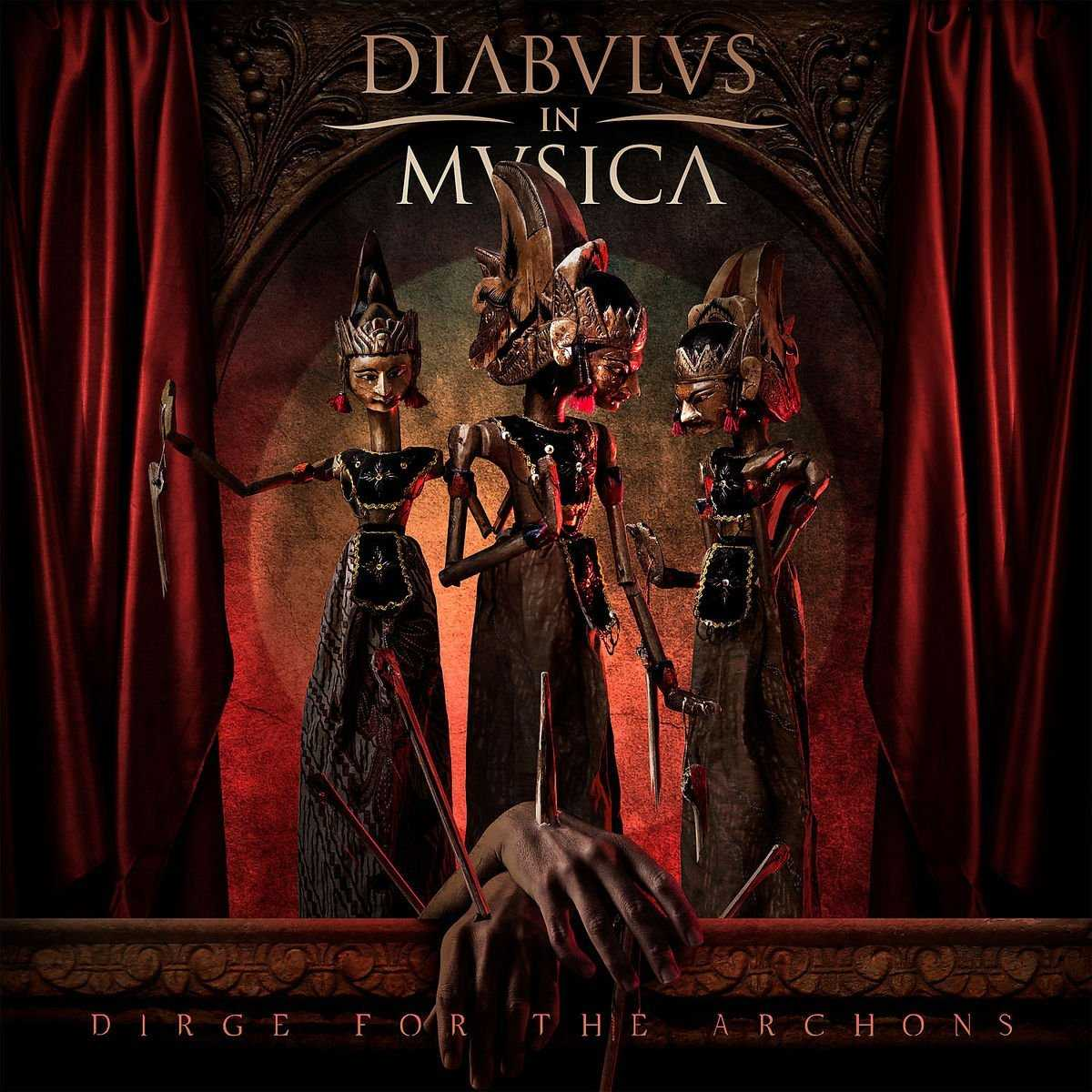 Diabulus in Musica: Dirge For The Archons (2016) Book Cover
