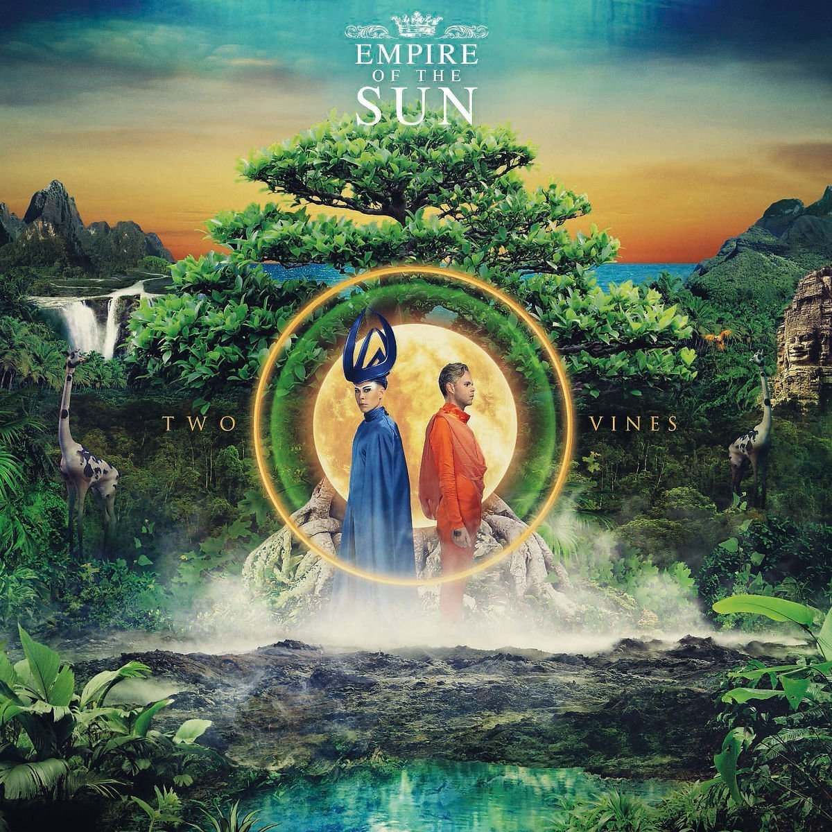 Empire Of The Sun: Two Vines (2016) Book Cover