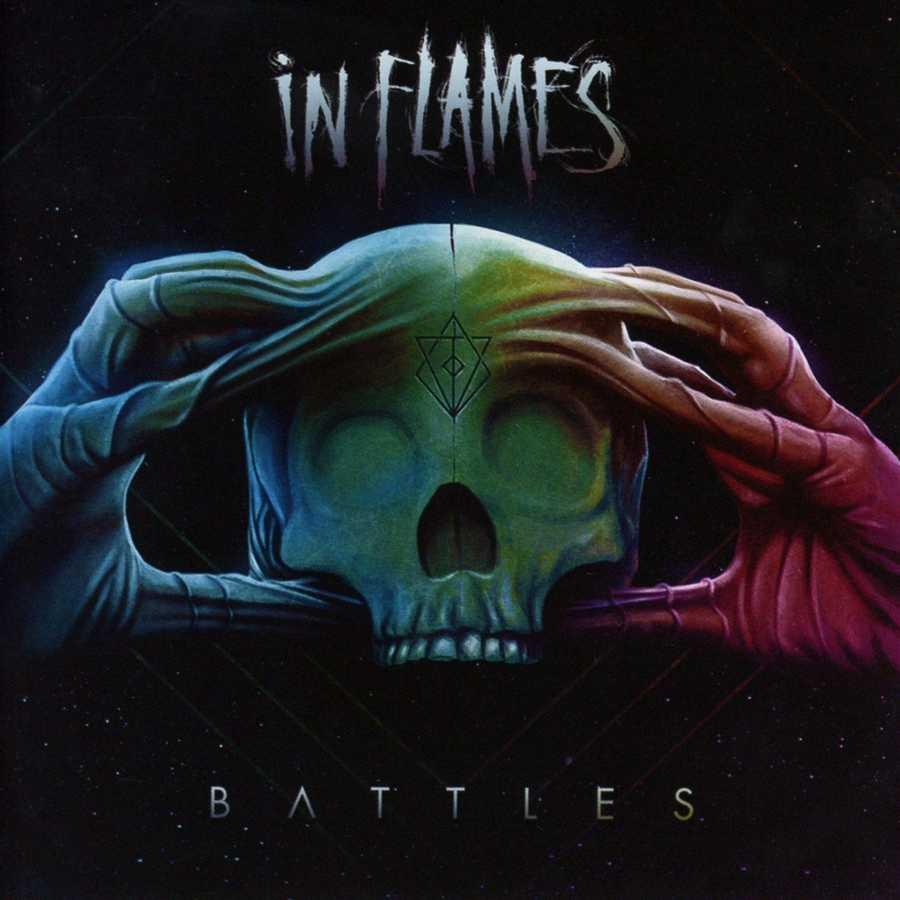 In Flames: Battles (2016) Book Cover