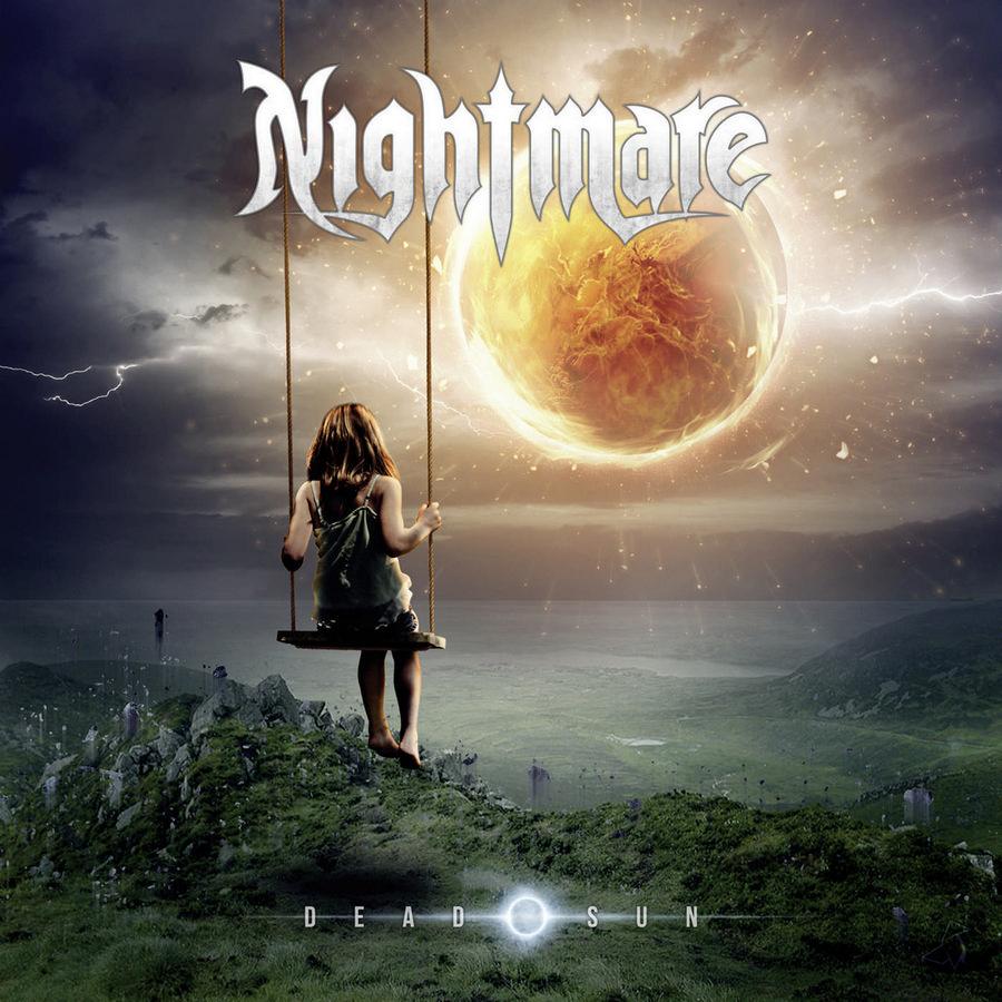 Nightmare: Dead Sun (2016) Book Cover