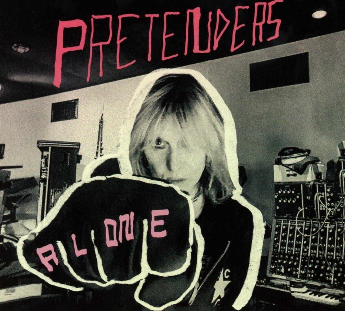 Pretenders: Alone (2016) Book Cover
