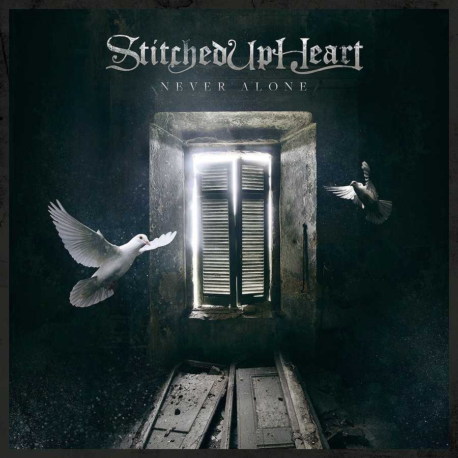 Stitched Up Heart: Never Alone Book Cover