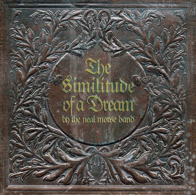The Neal Morse Band: The Similitude of a Dream (2016) Book Cover