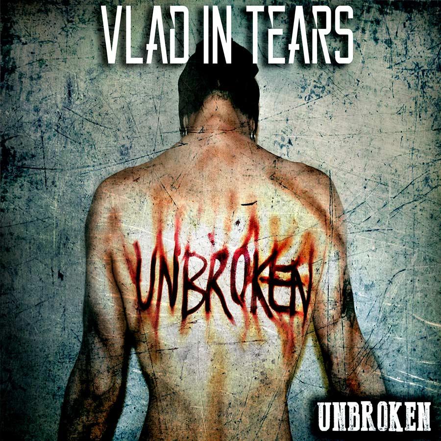 Vlad in Tears: Unbroken (2016) Book Cover