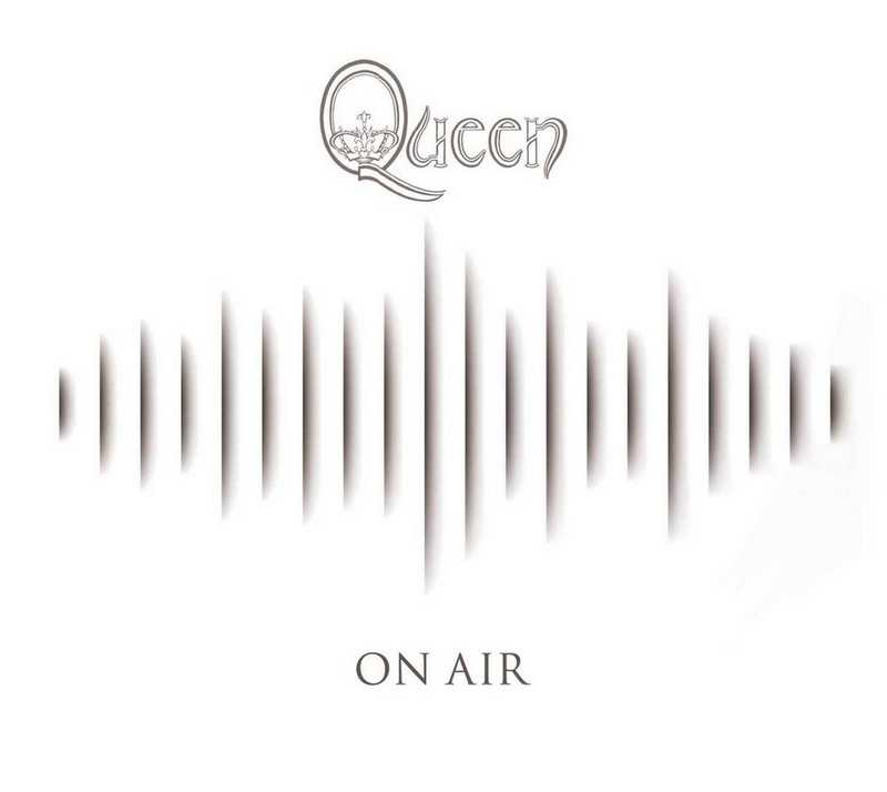 Queen: On Air (2016) Book Cover