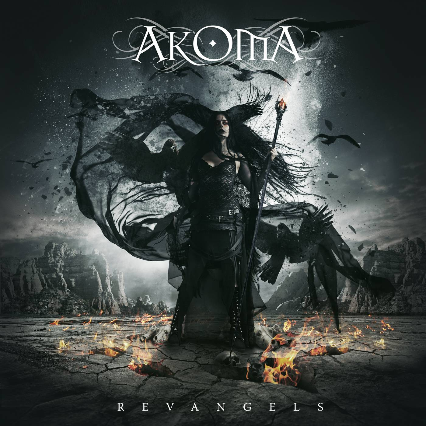 Akoma: Revangels (2017) Book Cover