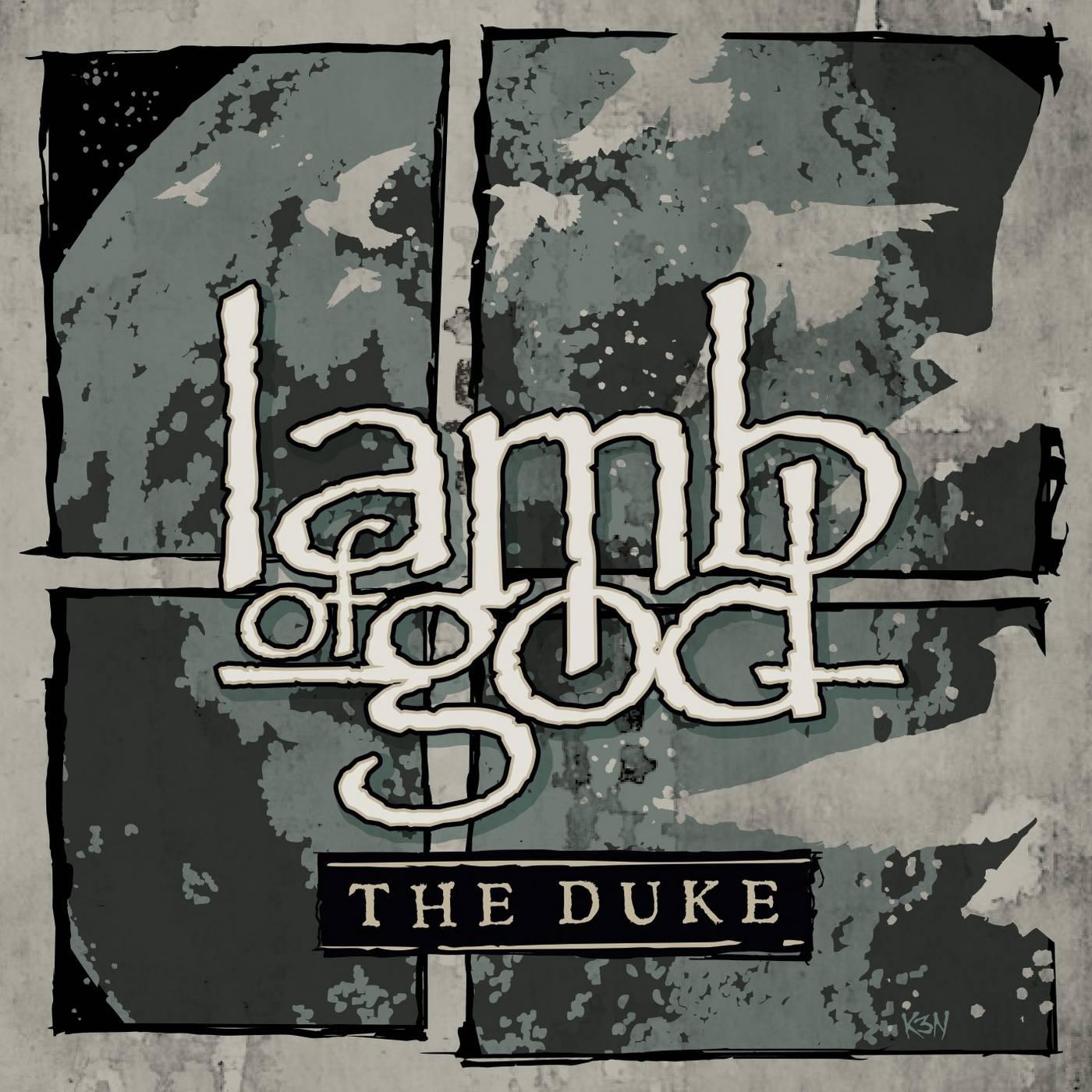Lamb of God: The Duke (2016) Book Cover