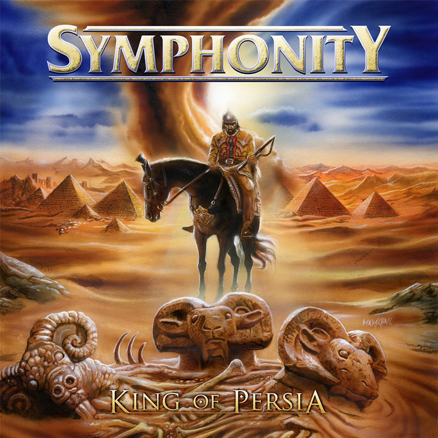 Symphonity: King of Persia (2016) Book Cover