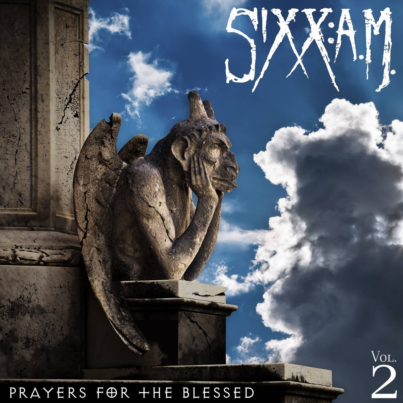 Sixx:A.M.: Vol.2 Prayers For The Blessed (2016) Book Cover