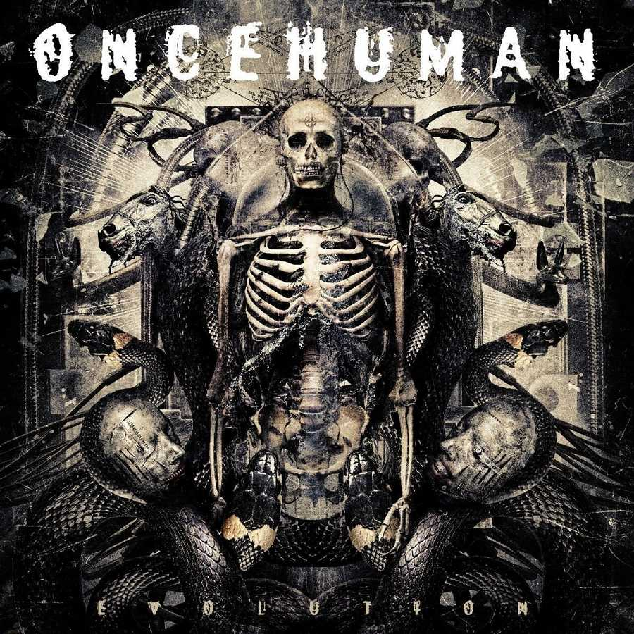 Once Human: Evolution (2017) Book Cover