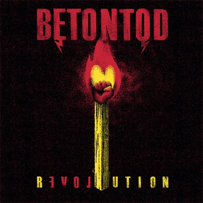 Betontod: Revolution (2017) Book Cover