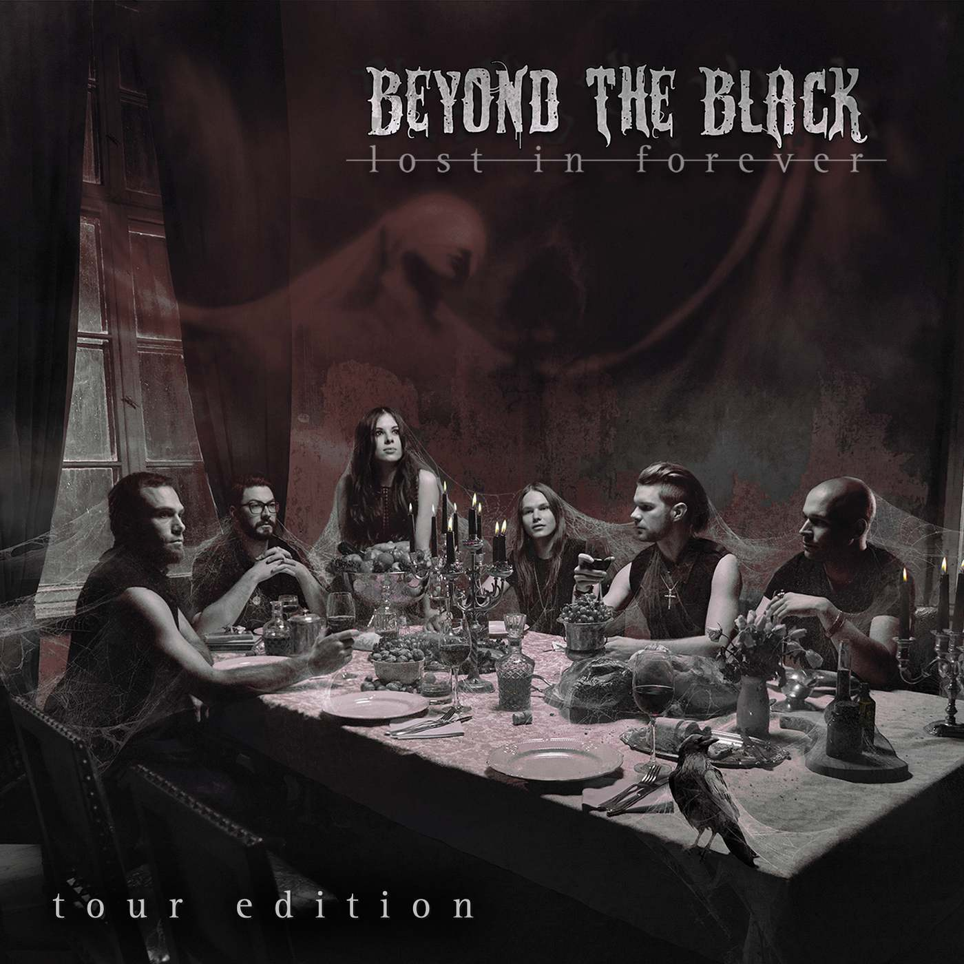 Beyond the Black: Lost In Forever - Tour Edition (2017) Book Cover