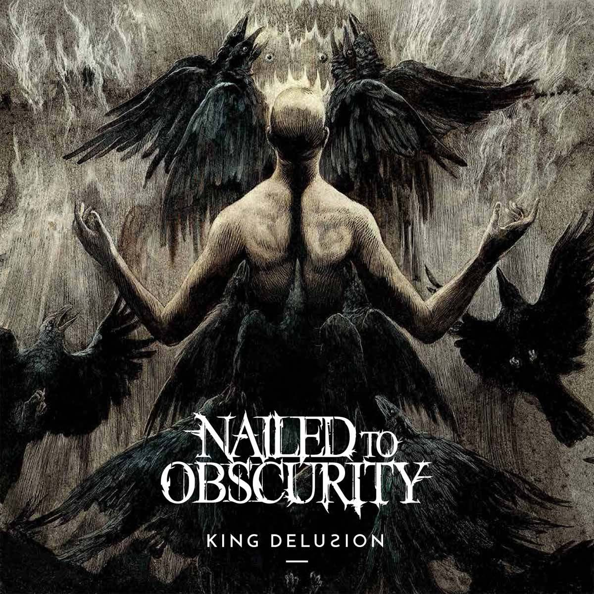 Nailed to Obscurity: King Delusion (2017) Book Cover