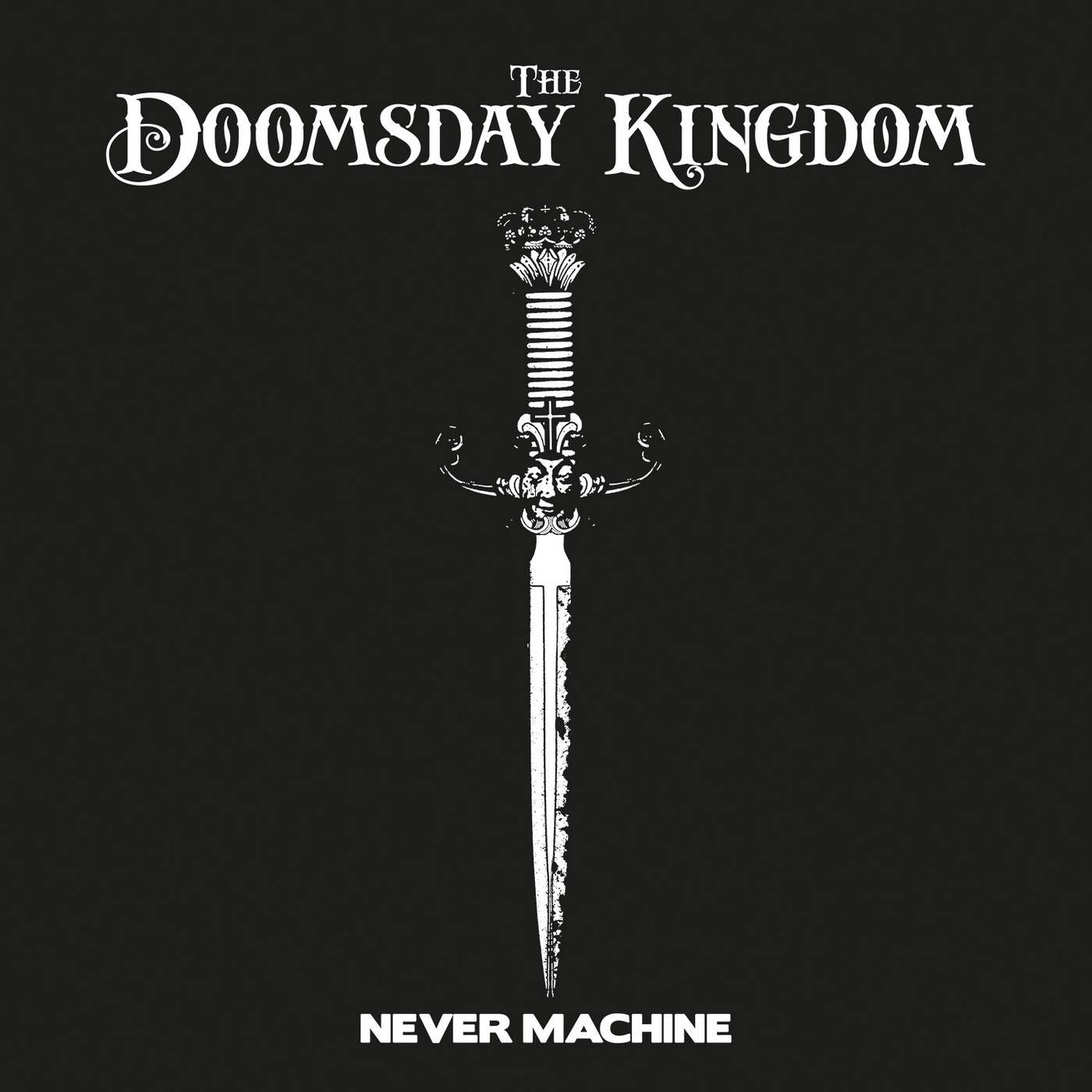 The Doomsday Kingdom: Never Machine (2016) Book Cover