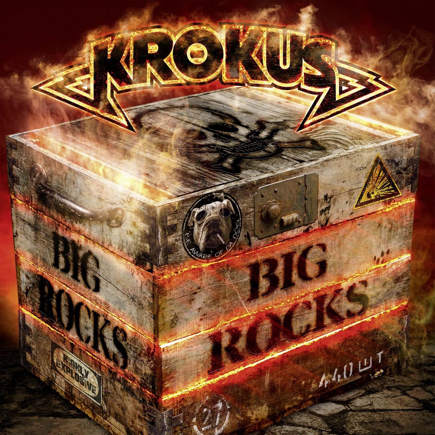 Krokus: Big Rocks (2017) Book Cover