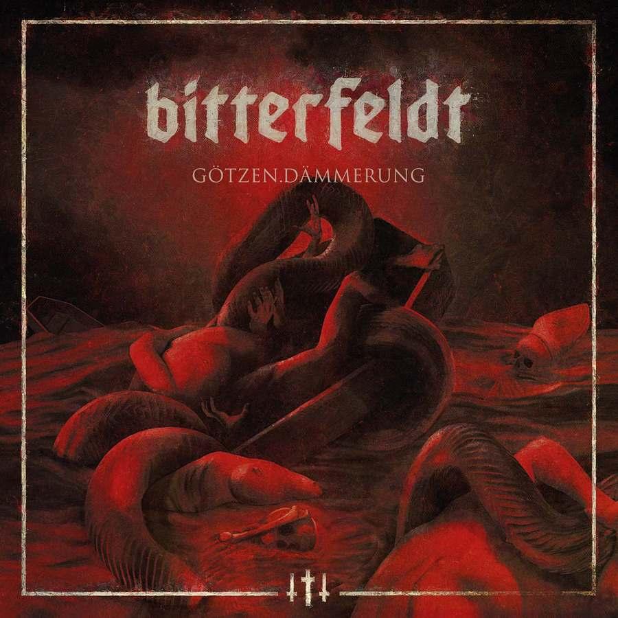 Bitterfeldt: Götzen.Dämmerung (2017) Book Cover