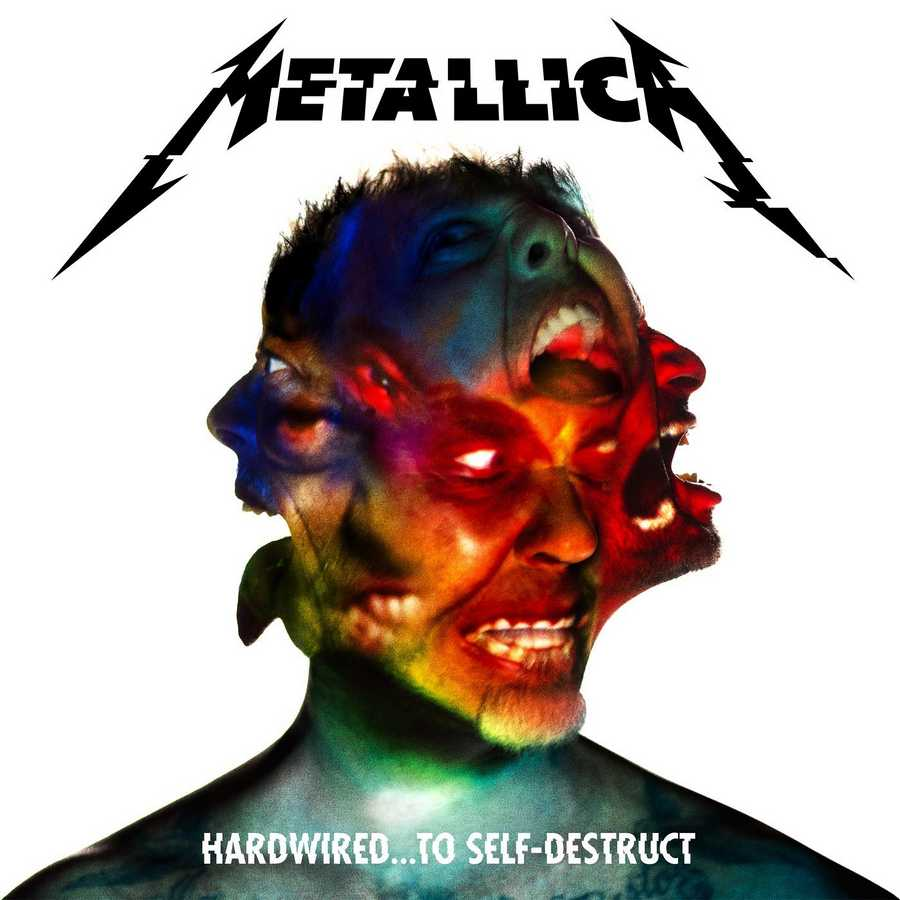 Metallica: Hardwired...To Self-Destruct (2016) Book Cover
