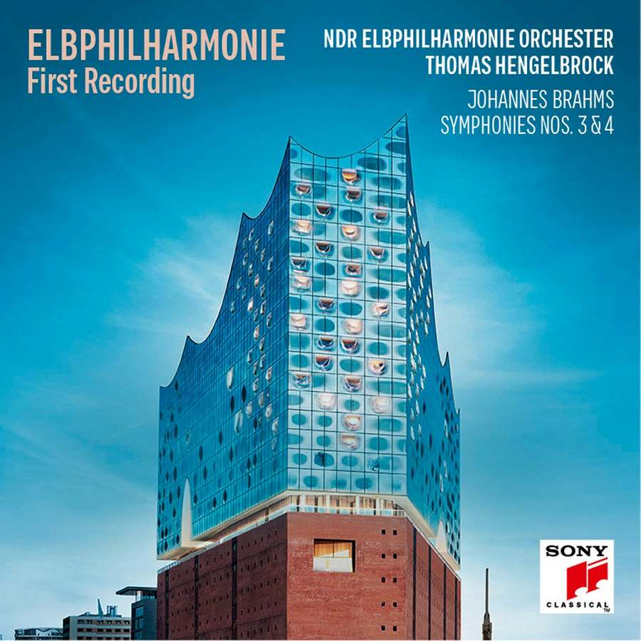 NDR Elbphilharmonie Orchester & Thomas Hengelbrock:The First Recording (2017) Book Cover