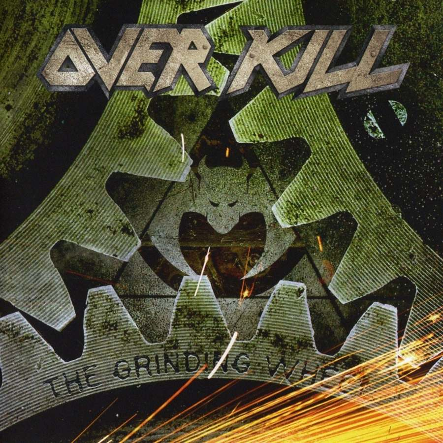 Overkill: The Grinding Wheel (2017) Book Cover