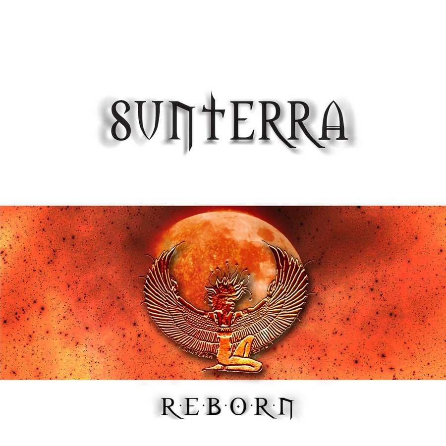 Sunterra: Reborn (2017) Book Cover