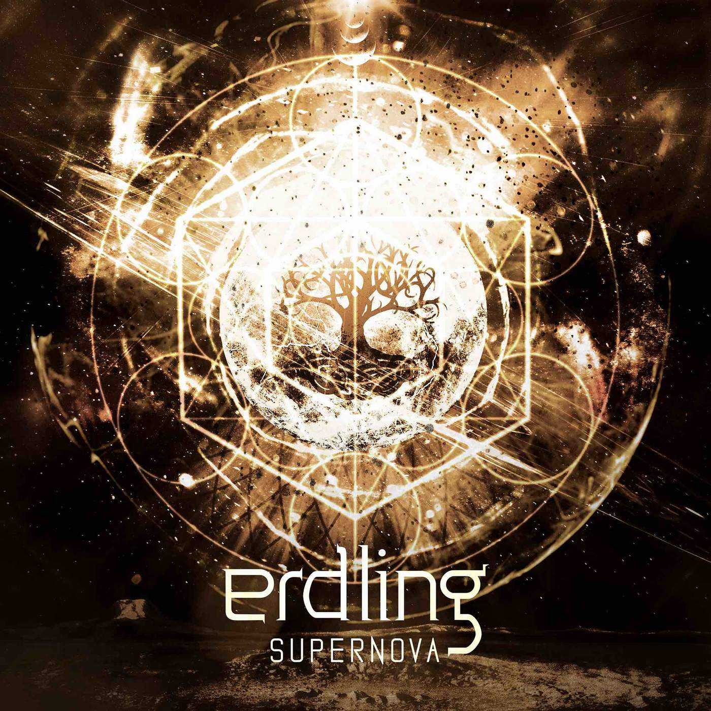 Erdling: Supernova (2017) Book Cover
