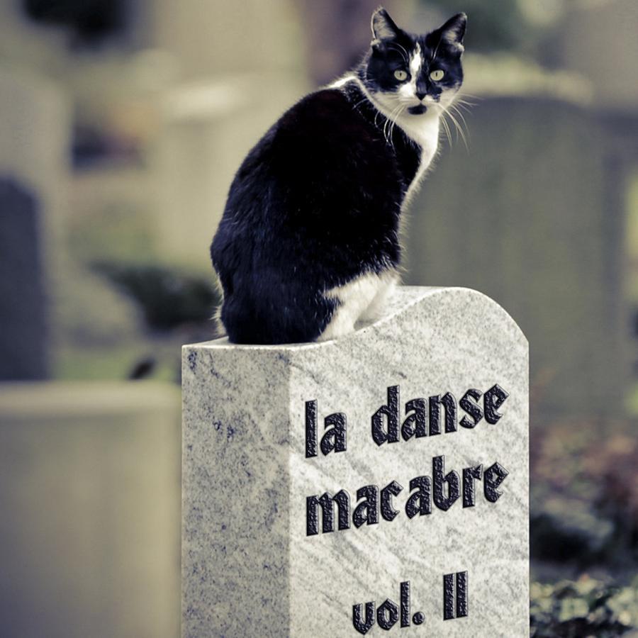 V.A.: La Danse Macabre 2 (2017) Book Cover